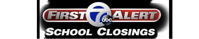 7 First Alert School Closings - Detroit, Michigan