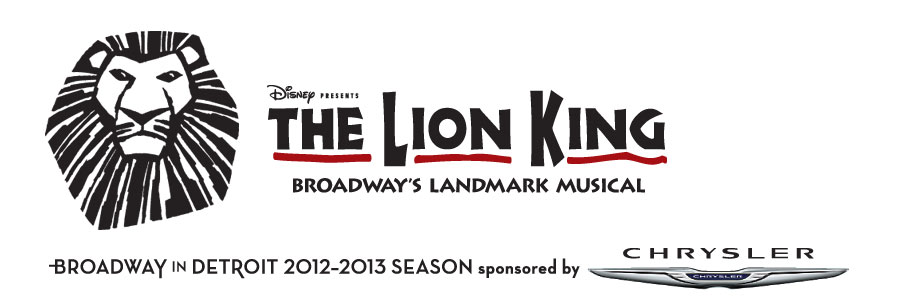 Disney's The Lion King in Detroit