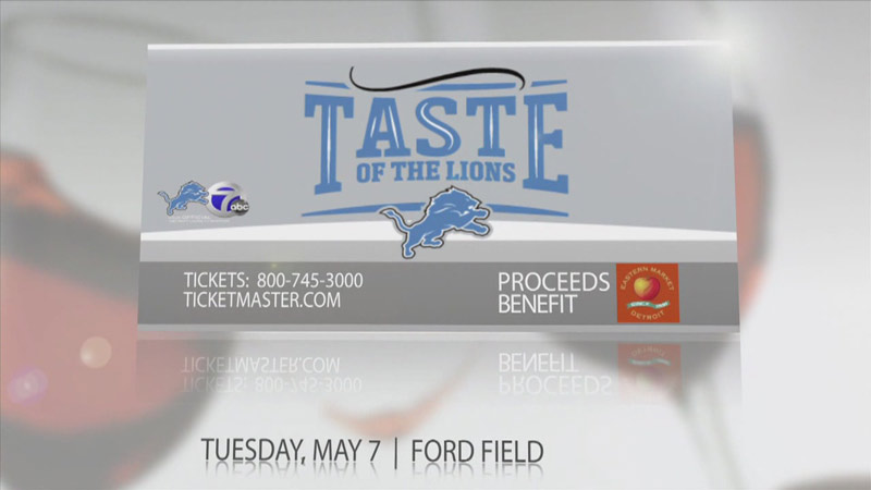 Taste of the Lions