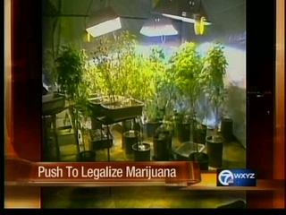 Proposal would legalize marijuana in Detroit