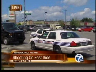 Shooting on East Side