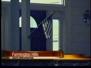 Death investigation in Farmington Hills