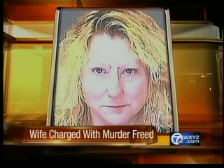 Woman charged with murder free on bond