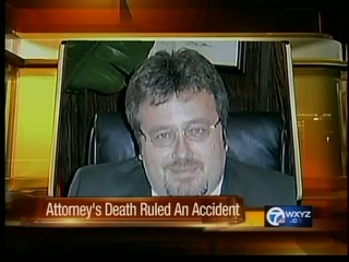 Farmington Hills Attorney death ruled an accident