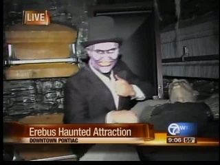 Erebus haunted attraction
