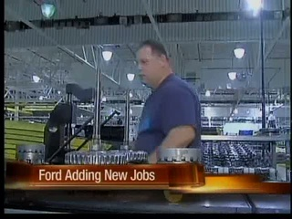 Ford adding new jobs