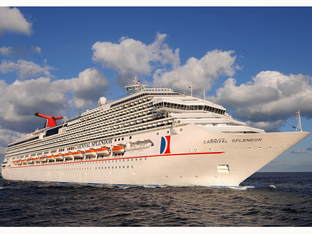 Thousands Of Passengers Stranded On Crippled Carnival Cruise Ship Triumph Wxyz Com