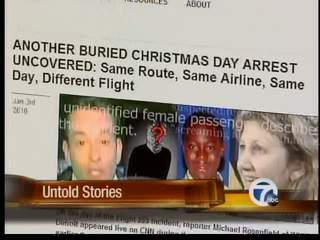 The untold stories of Christmas Day 2009 flights