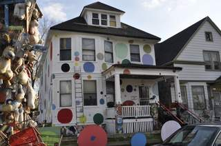 Heidelberg Project being forced out of Midtown