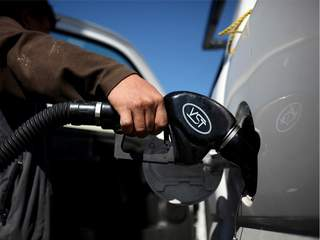 Gas price average drops below $1.50 statewide
