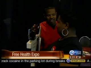 Cobo Free Health Expo
