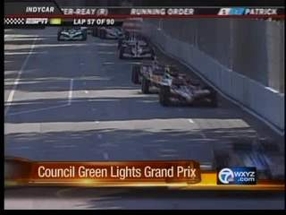 City Council approves Grand Prix