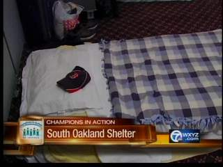South Oakland Shelter named Champion in Action