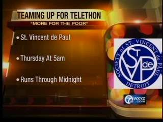 7 Action News & The Society of St. Vincent de Paul help serve up a happy ...