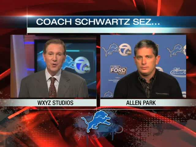 Coach Schwartz Sez post Oakland