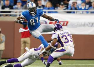 Calvin Johnson nearly unanimous All-Pro