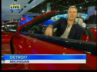 Sam on GMA at NAIAS hit 2