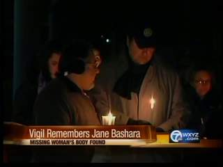 Vigil for woman found dead