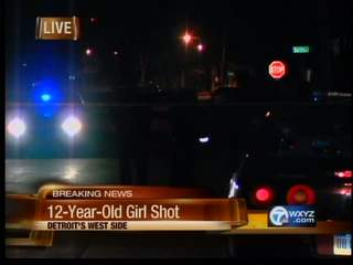 12-year-old shot and killed