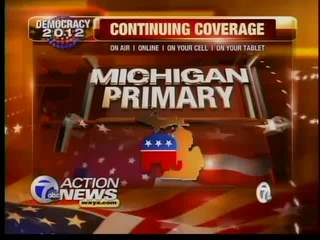 Michigan Primary graphic