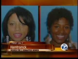 Women kidnapped in Hamtramck