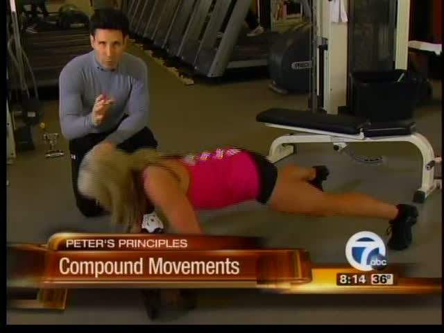 Peter's Principles - compound movement