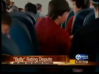 """Bully"" Makes Michigan Debut As Many Rally For Rating Change"