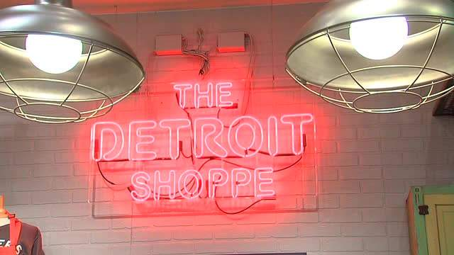 THE DETROIT SHOPPE: It's Michigan Made 2012