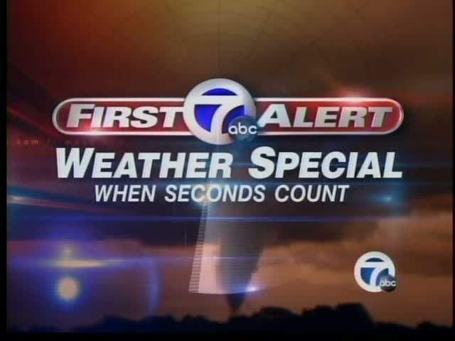 7 First Alert Weather Special: When Seconds Count Part 2