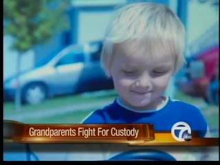 Grandparents fight for custody
