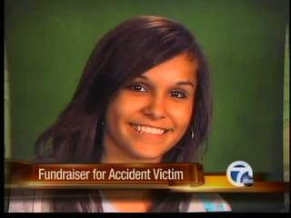 Fundraiser for accident victim