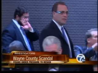 Wayne County Scandal