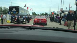 Hot Lap Detroit Belle Isle Grand Prix