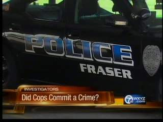 Fraser cops may have broken the law