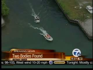 Two bodies found in Detroit River
