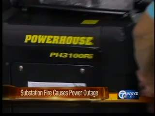 Generators provide relief in Oakland County