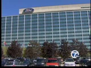Ford profits fall in 2Q