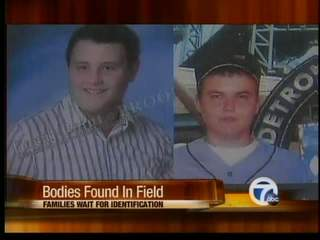 Bodies found in field, Westland teens' families wait for IDs