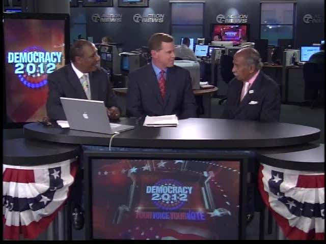 Primary Election webcast: John Conyers