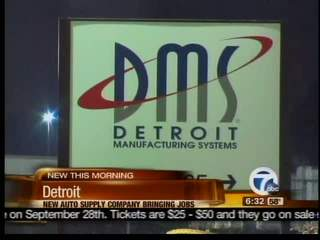 New jobs in Detroit