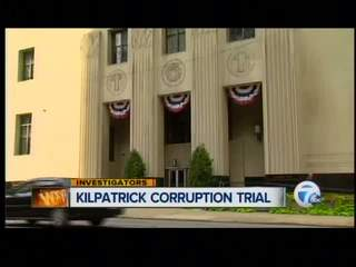 Frustration at Kilpatrick corruption trial