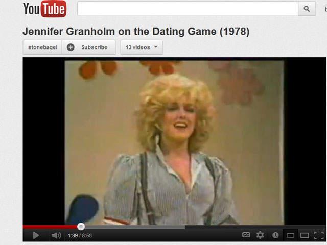 story video granholm dating game