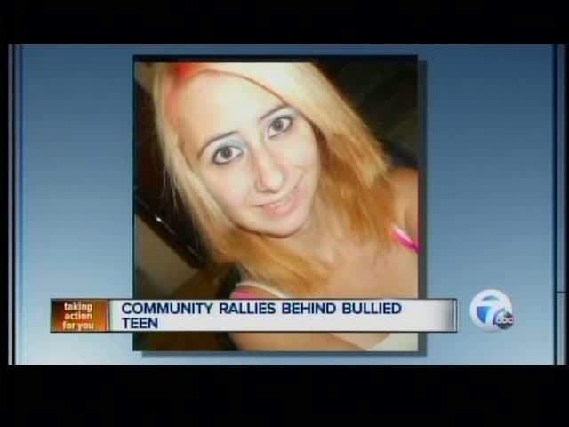 Bullied Fights Bullied Teen Fights Back