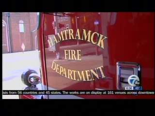 HAMTRAMCK FIRE LAYOFFS