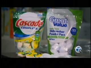 Don't Waste Your Money: Dishwasher detergent