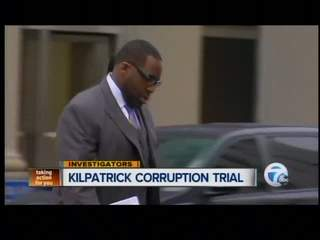 Testimony in Kilpatrick corruption trial shifts to texts