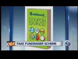 Fake fundraiser scheme strikes businesses