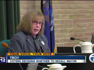 Troy Mayor recall effort