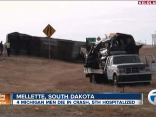 Detroit area men killed in South Dakota accident