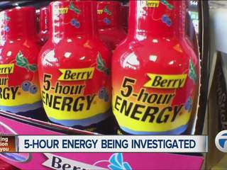 5-Hour Energy being investigated